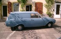 P3 Kastenwagen 1962