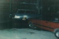 Erster Abend bei uns zu Hause am 18. Oktober 1987