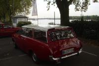 Gestern in Götterswickerhamm, Rheinpromenade