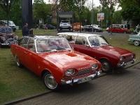 Alt Ford Freunde in Essen