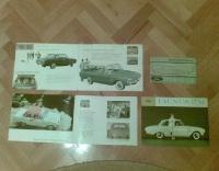 My brochures