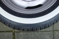 Selber Weisswand Reifen gemacht.