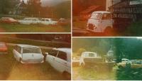 Unterwegs im Hunsrück 1989