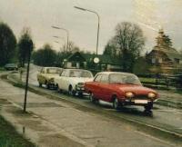 Fahrt nach Köln April 1987