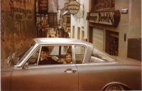 P3 Coupe Ende 60er