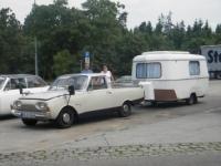 Pickup mit Eriba Pan