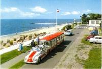 17m auf Föhr mit Kur-Bahn, um 1962