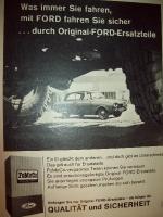 Werbung aus der Auto Motor Sport