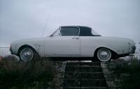 P3 Cabrio Hardtop 1962