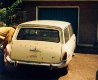 Kombi von 1964
