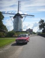 Walbeck Niederrhein Juli 2012