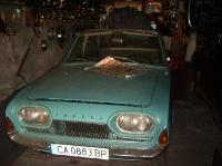 The car of a friend