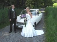 63er Wanne an Hochzeit