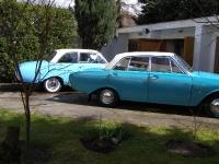 Älteren und jüngeren Bruder...1962 und 1964