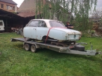 My wanne no.2 - transport of car