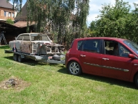 My wanne no.3 - transport of car