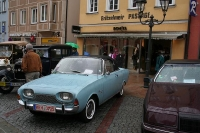 Schönes Cabriolet