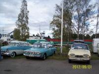 Taunus-meeting in Norrköping,Sweden